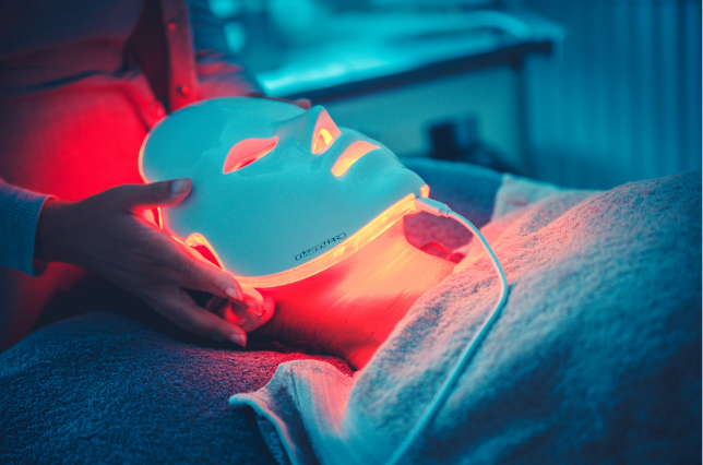 Get your best skin ever with Deesse light therapy