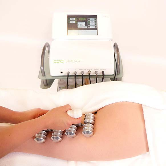 CACI Body Treatments at Cedar Therapy Luxury Beauty Salons