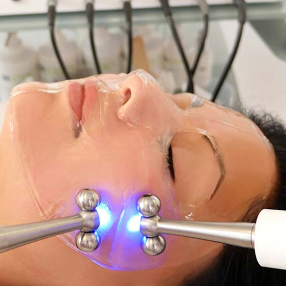 CACI Facials at Cedar Therapy Luxury Beauty Salons