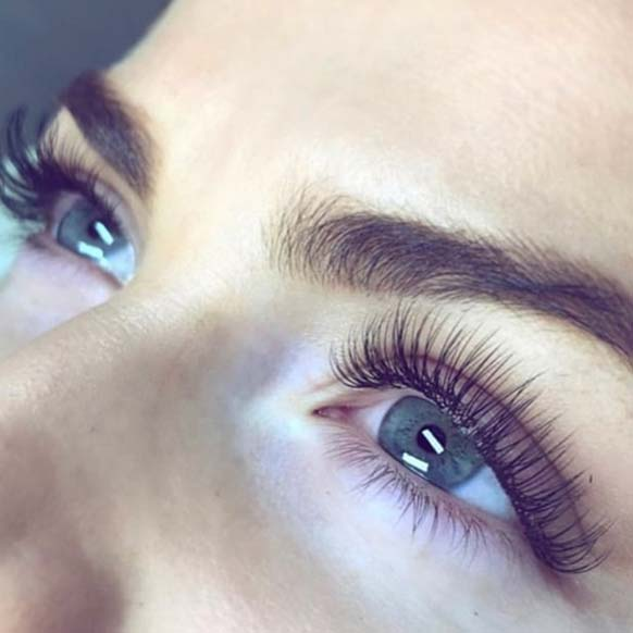 LVL Lash Lift at Cedar Therapy Salons