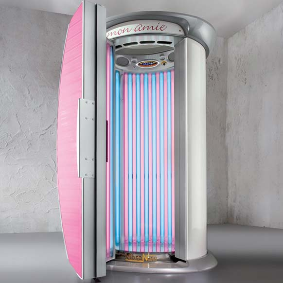 Sunbed at Cedar Therapy Luxury Beauty Salons