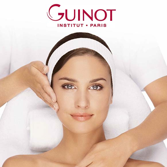 Guinot Facials at Cedar Therapy Luxury Beauty Salons