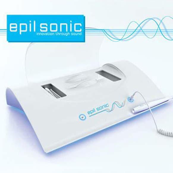 Epil Sonic Hair Removal at Cedar Therapy Luxury Beauty Salons