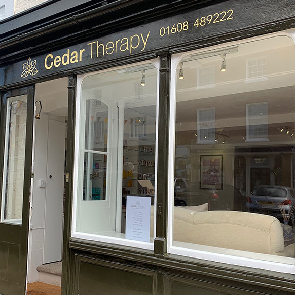 Shipston Salon Cedar Therapy