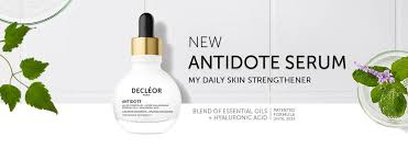 October Treat – Decleor's Antidote Facial